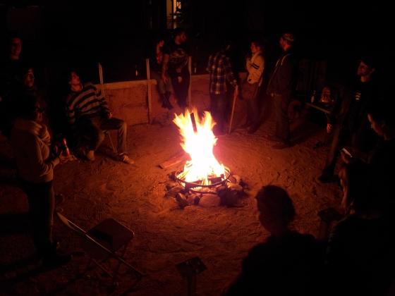 UCO Bonfire